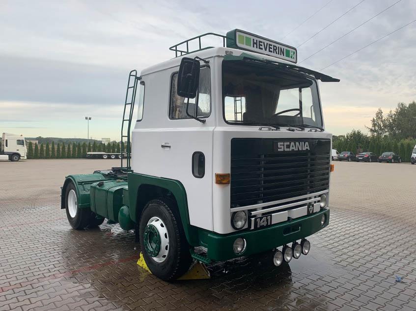 Scania 141 v8